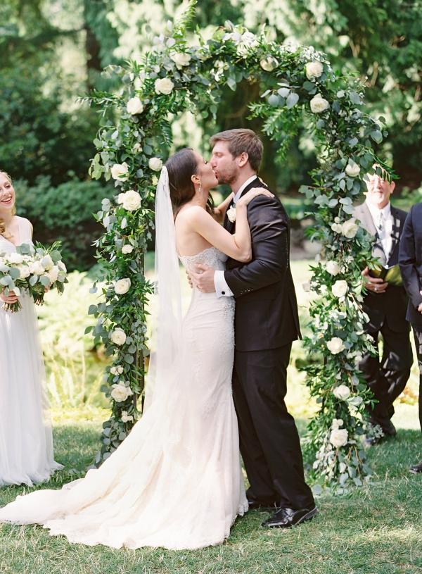 Elegant Pastel Winery Wedding 3