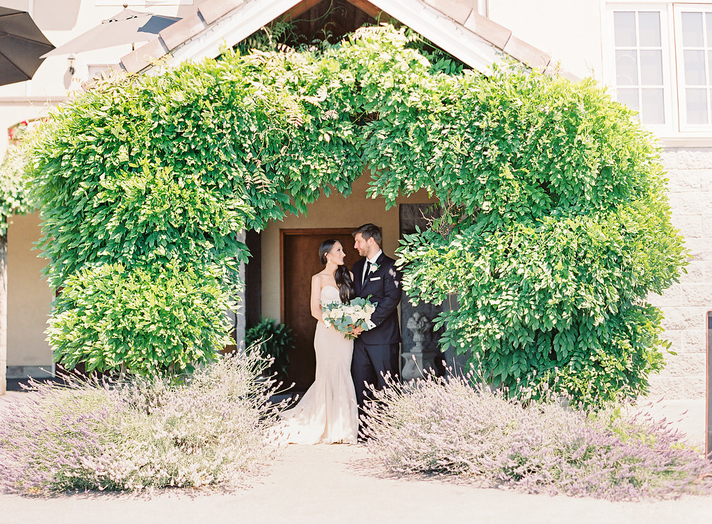 Elegant Pastel Winery Wedding 4