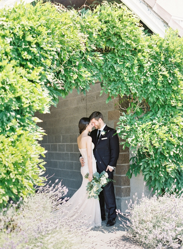 Elegant Pastel Winery Wedding 5