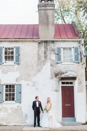 Gadsden House Wedding in Charleston Ava Moore