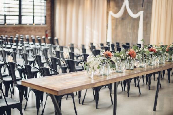 Industrial Chicago Wedding