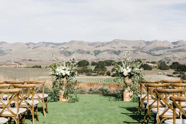 Northern California Mountain Wine County Wedding
