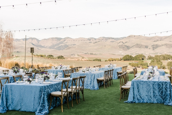 Outdoor Wedding at Winery