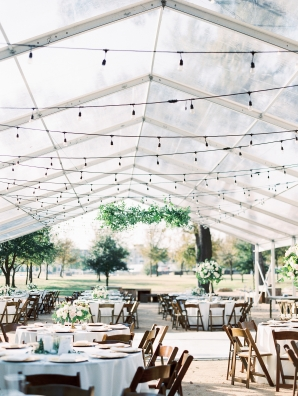 Romantic Tent Wedding on Ranch