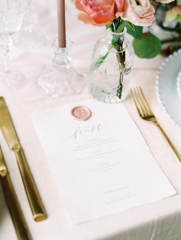 Timeless English Wedding Inspiration 8