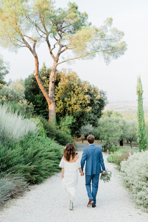 Tuscany Al Fresco Wedding 13