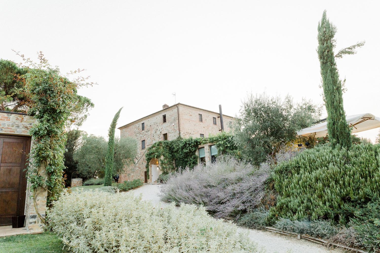 Tuscany Al Fresco Wedding 16
