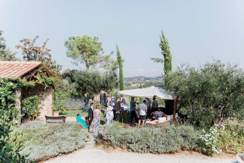 Tuscany Al Fresco Wedding 24