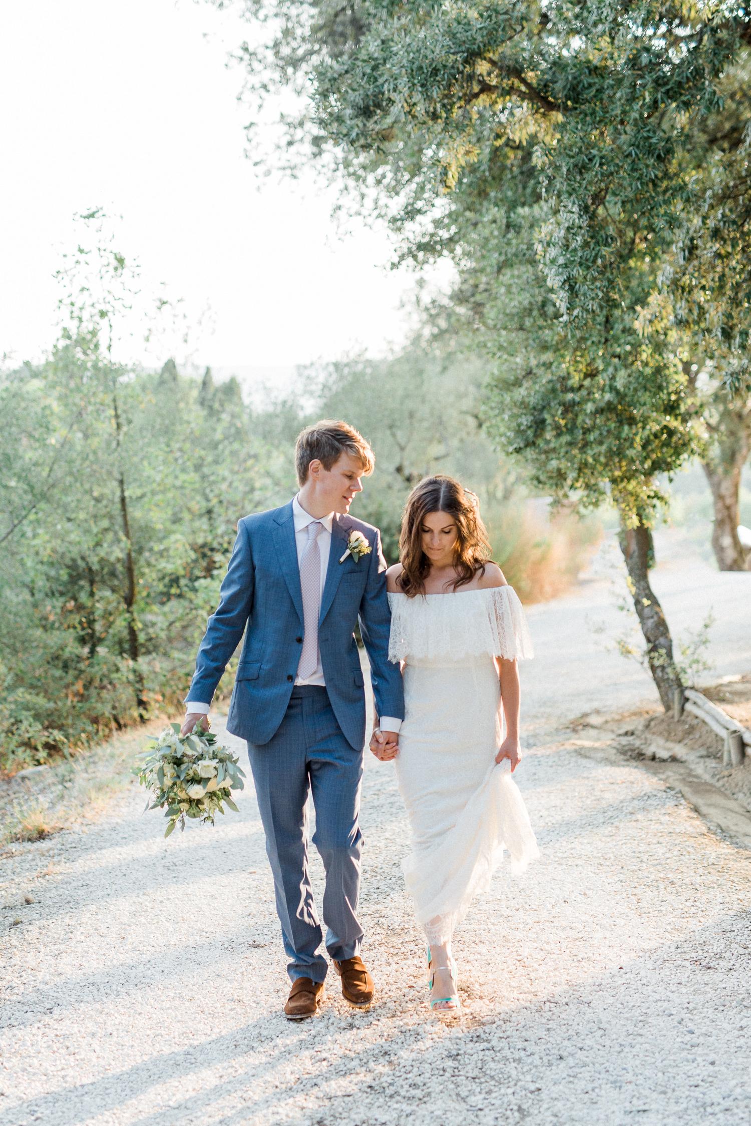 Tuscany Al Fresco Wedding 27