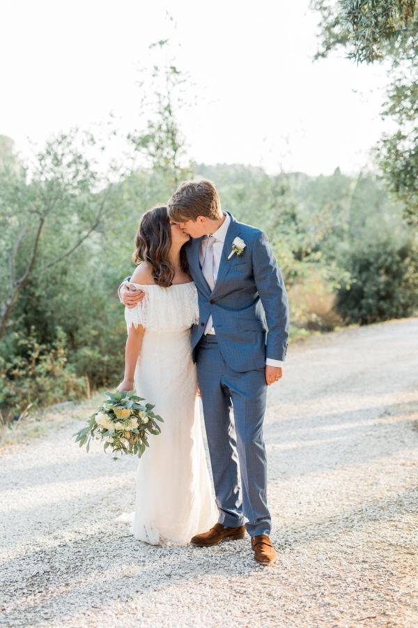Tuscany Al Fresco Wedding 9