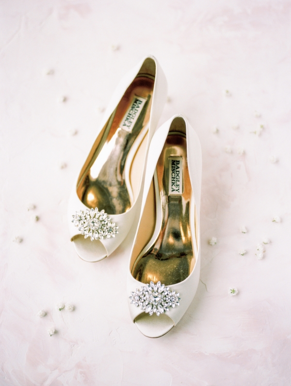 Badgley Mischka Bride Shoes