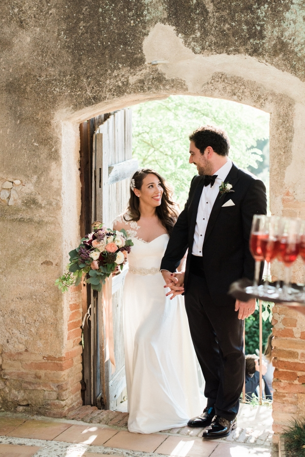 Barcelona Villa Destination Wedding 4
