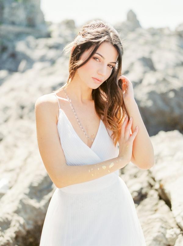 Bride on Amalfi Coast