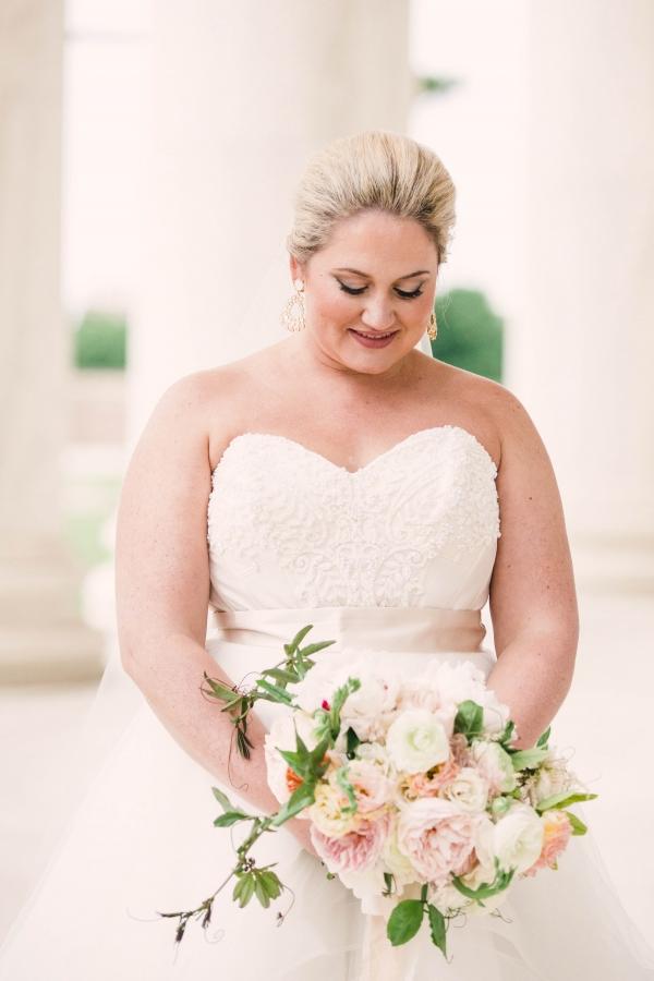 Classic Bridal Portrait Kristen Gardner