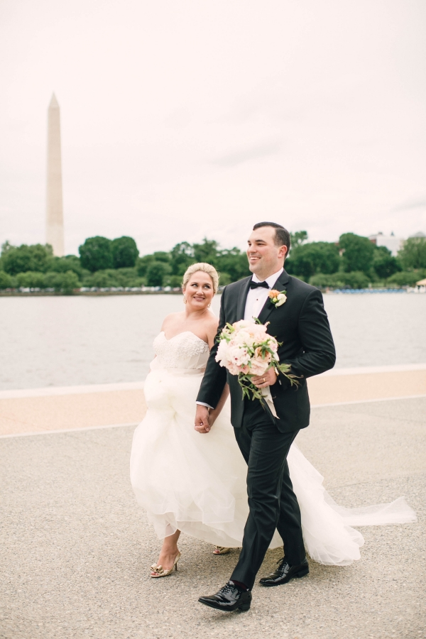 Classic Washington DC Wedding 12