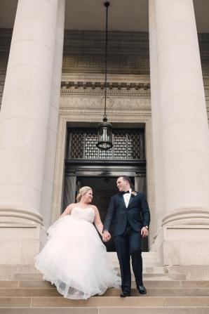 Classic Washington DC Wedding 14