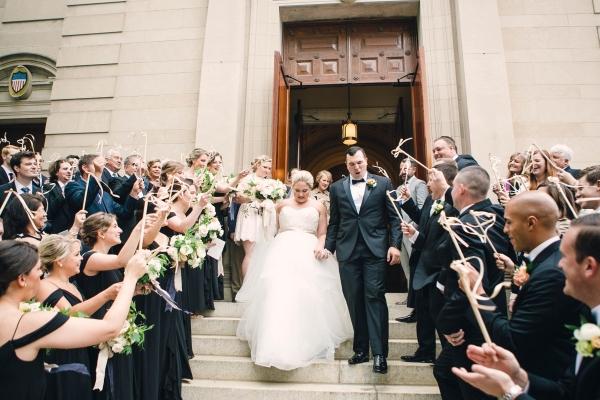 Classic Washington DC Wedding 3