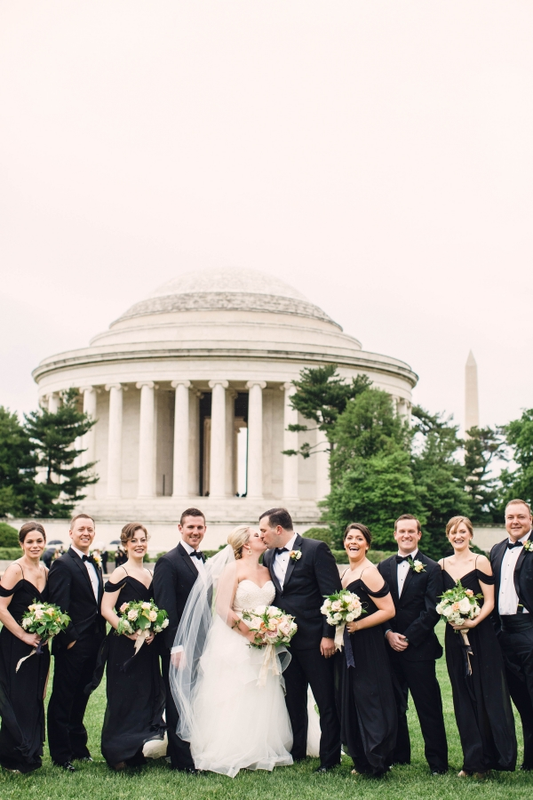 Classic Washington DC Wedding 4