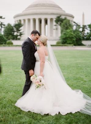 Classic Washington DC Wedding 5