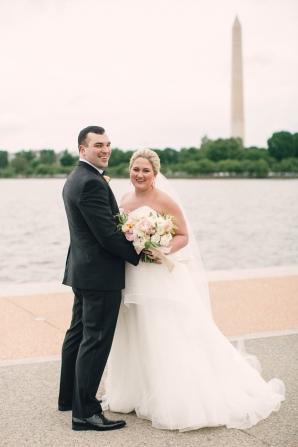 Classic Washington DC Wedding 6