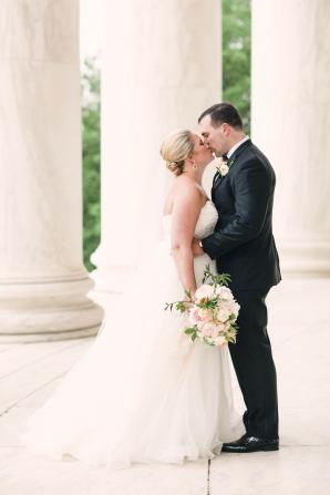 Classic Washington DC Wedding 9