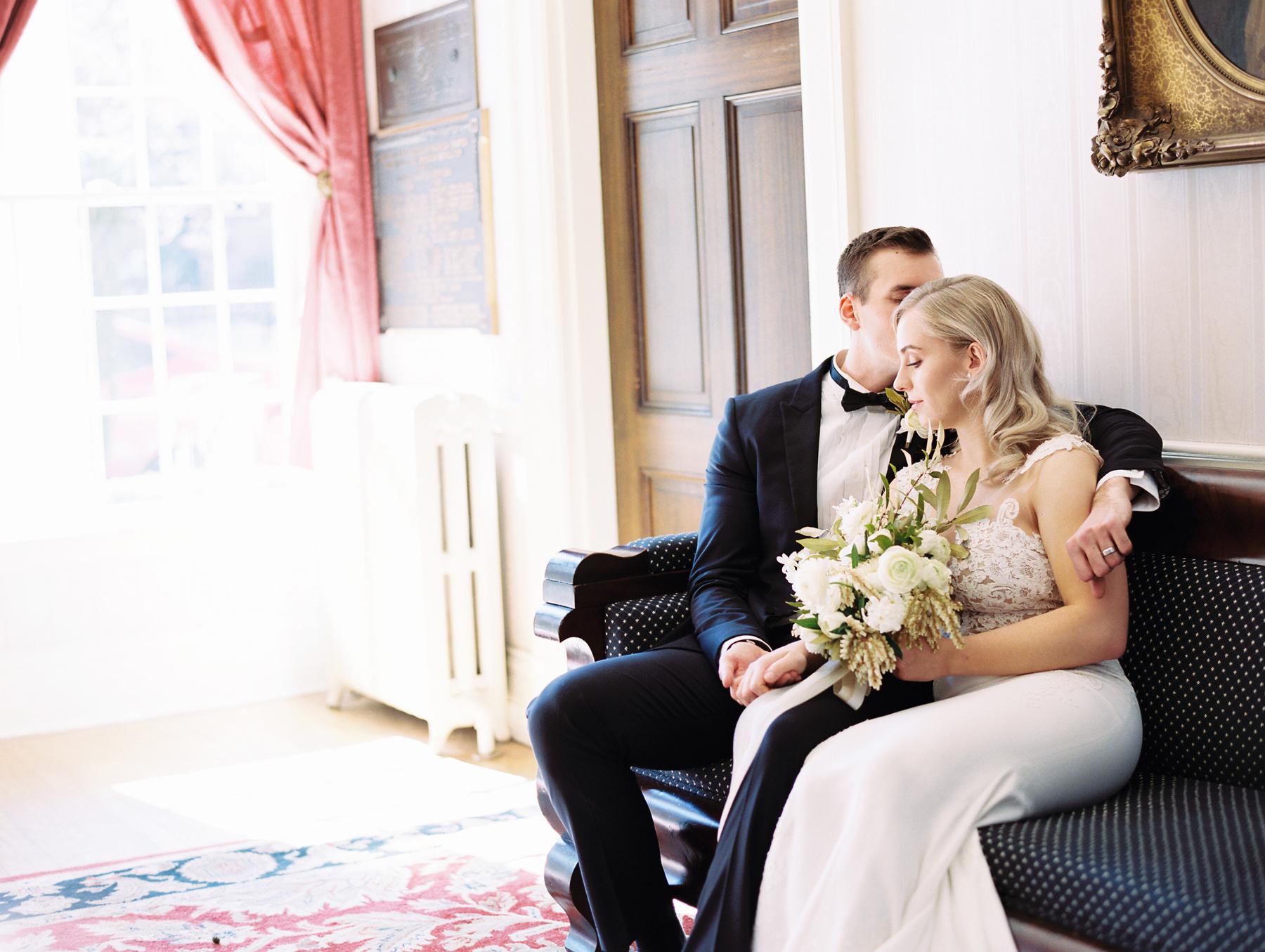 Elegant Seattle Wedding Inspiration 5
