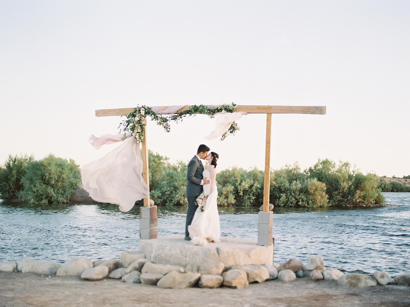 Hidden Lake Buckeye Arizona Wedding Inspiration 11