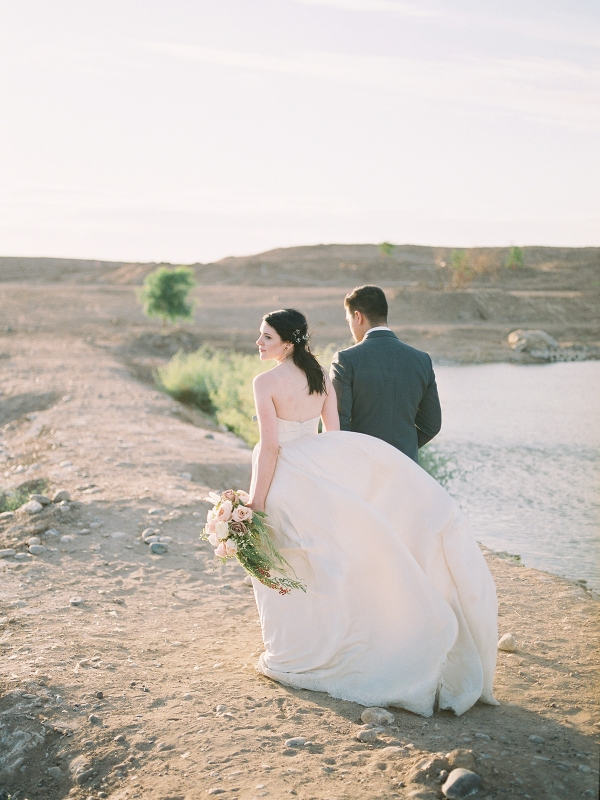 Hidden Lake Buckeye Arizona Wedding Inspiration 3