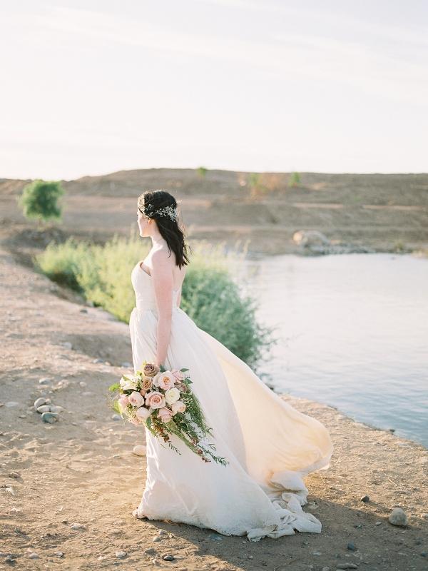 Hidden Lake Buckeye Arizona Wedding Inspiration 5