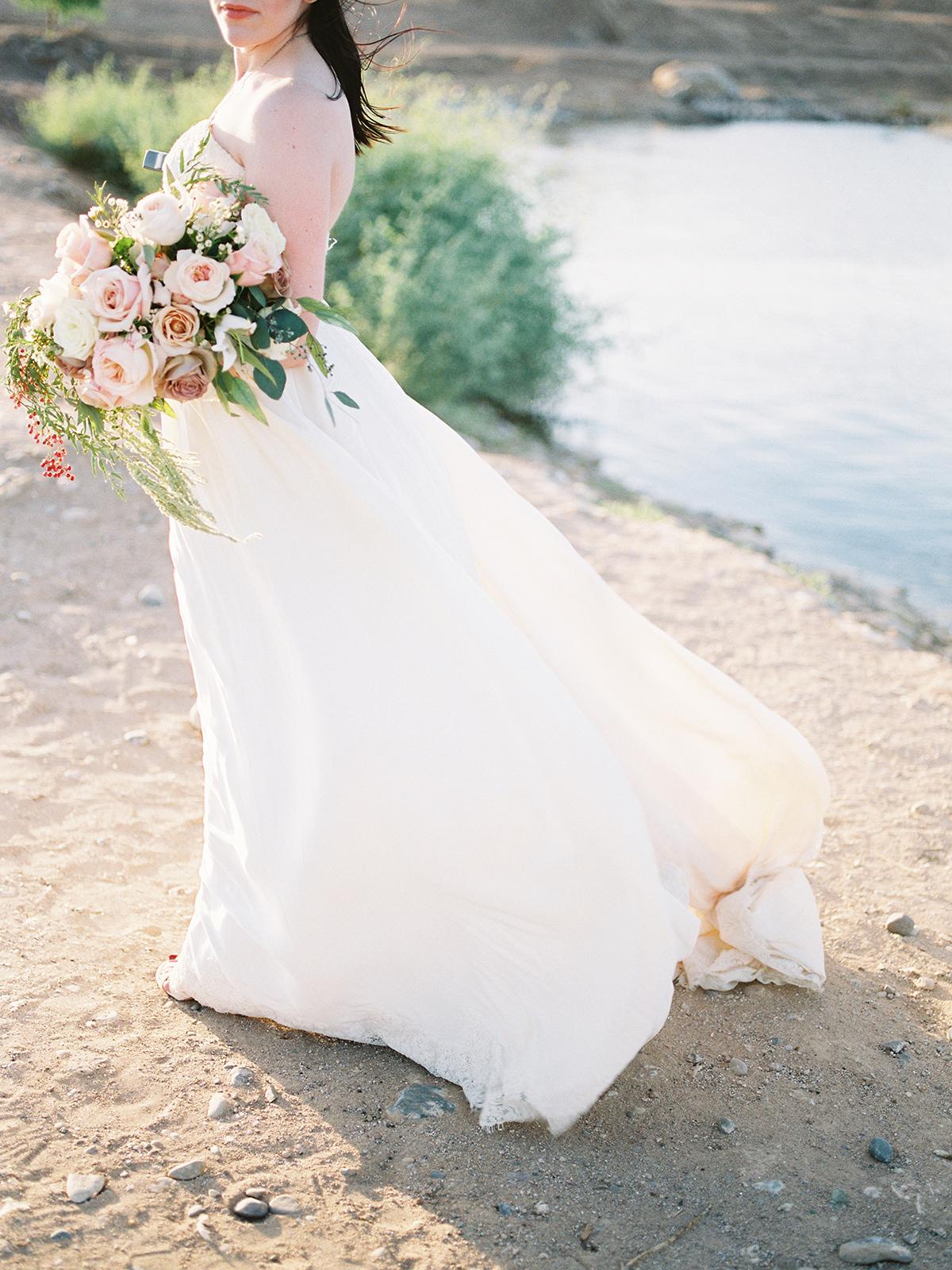 Hidden Lake Buckeye Arizona Wedding Inspiration 6
