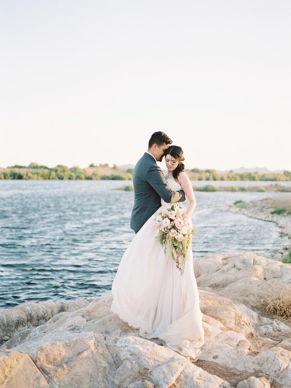 Hidden Lake Buckeye Arizona Wedding Inspiration 9