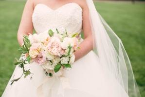Pale Pink Bride Bouquet