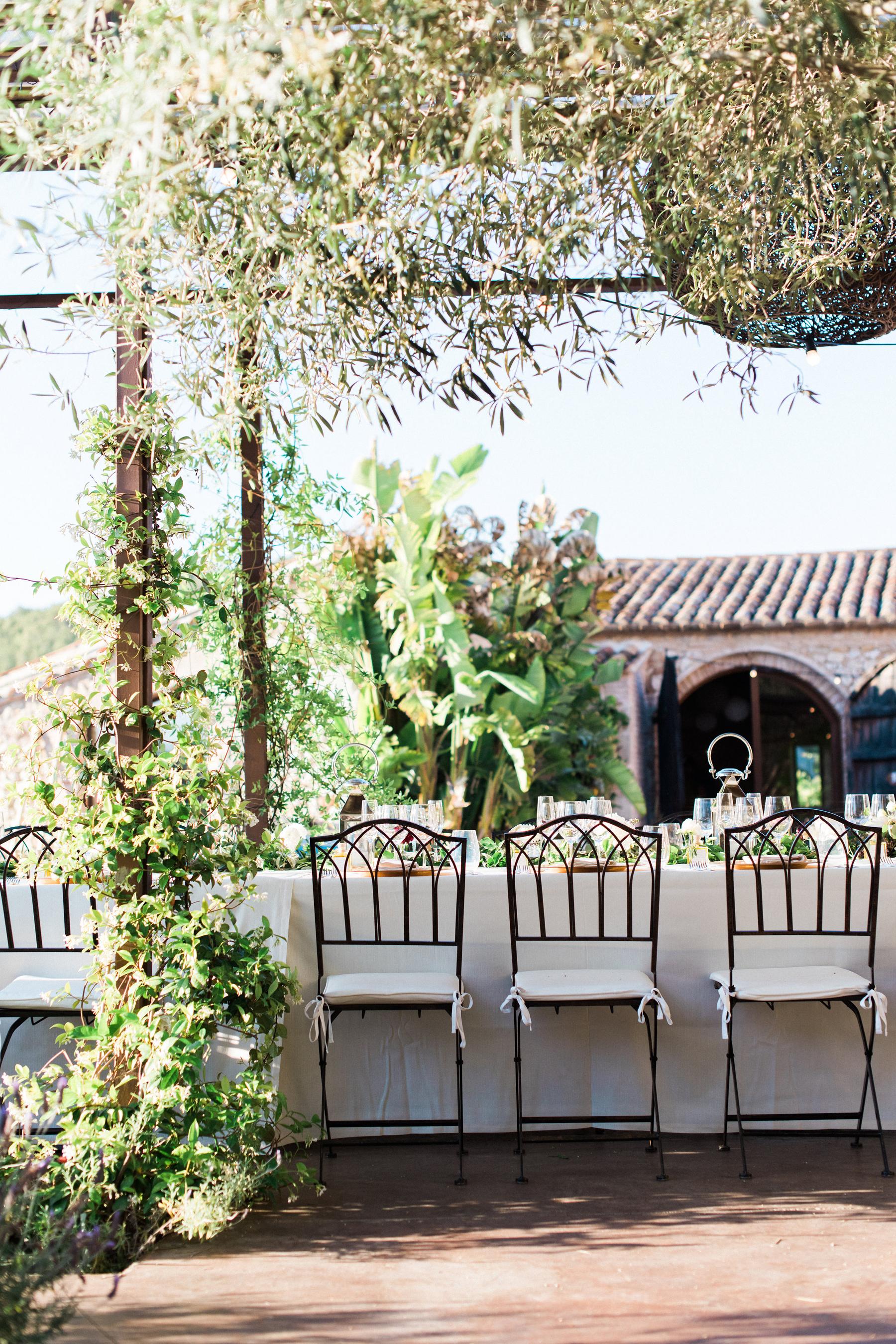 Romantic Villa Wedding