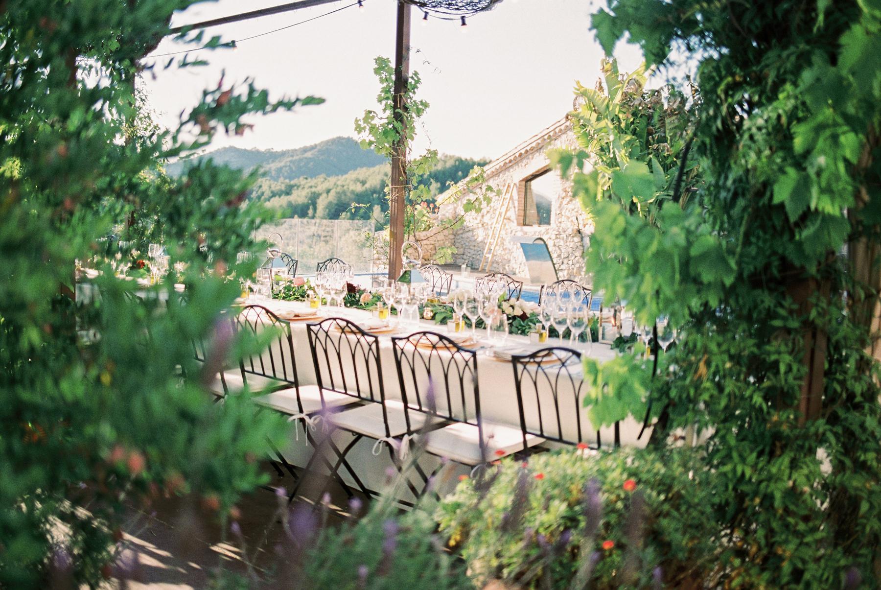 Spain Villa Destination Wedding
