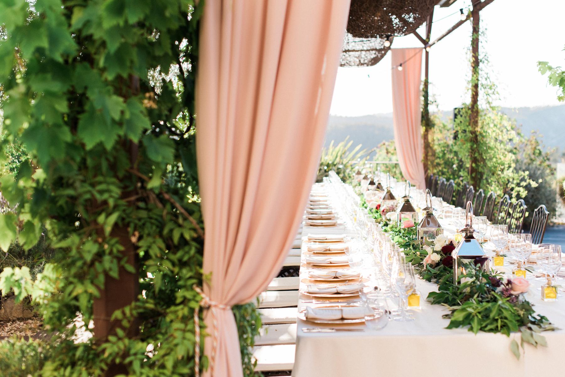 Wedding Canopy at Villa