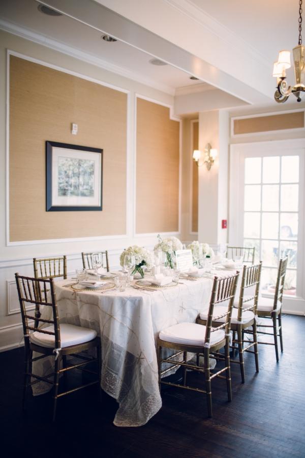 Mansion Wedding Reception in NC