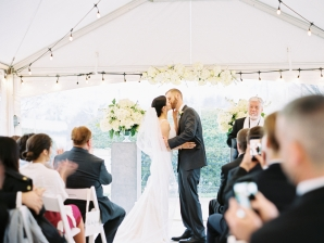 Winston Salem Spring House Wedding 1