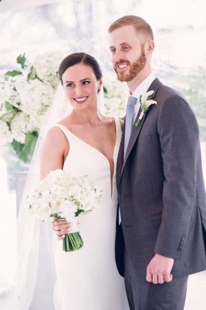 Winston Salem Spring House Wedding 10