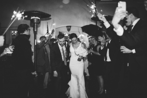 Winston Salem Spring House Wedding 11