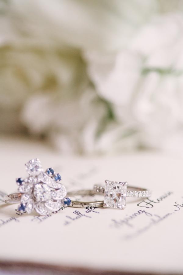 Winston Salem Spring House Wedding 12