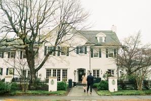 Winston Salem Spring House Wedding 3