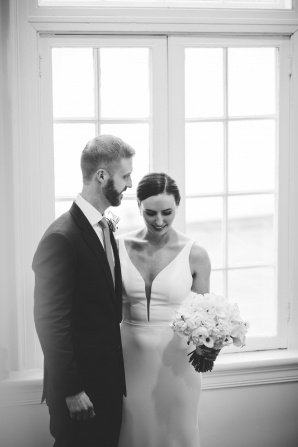 Winston Salem Spring House Wedding 8