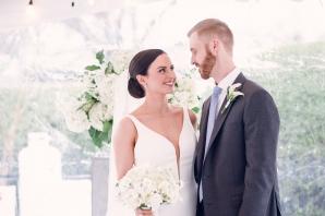 Winston Salem Spring House Wedding 9