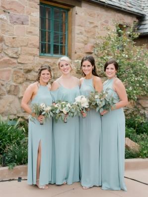 Bridesmaids in Show Me Your Mumu Dresses