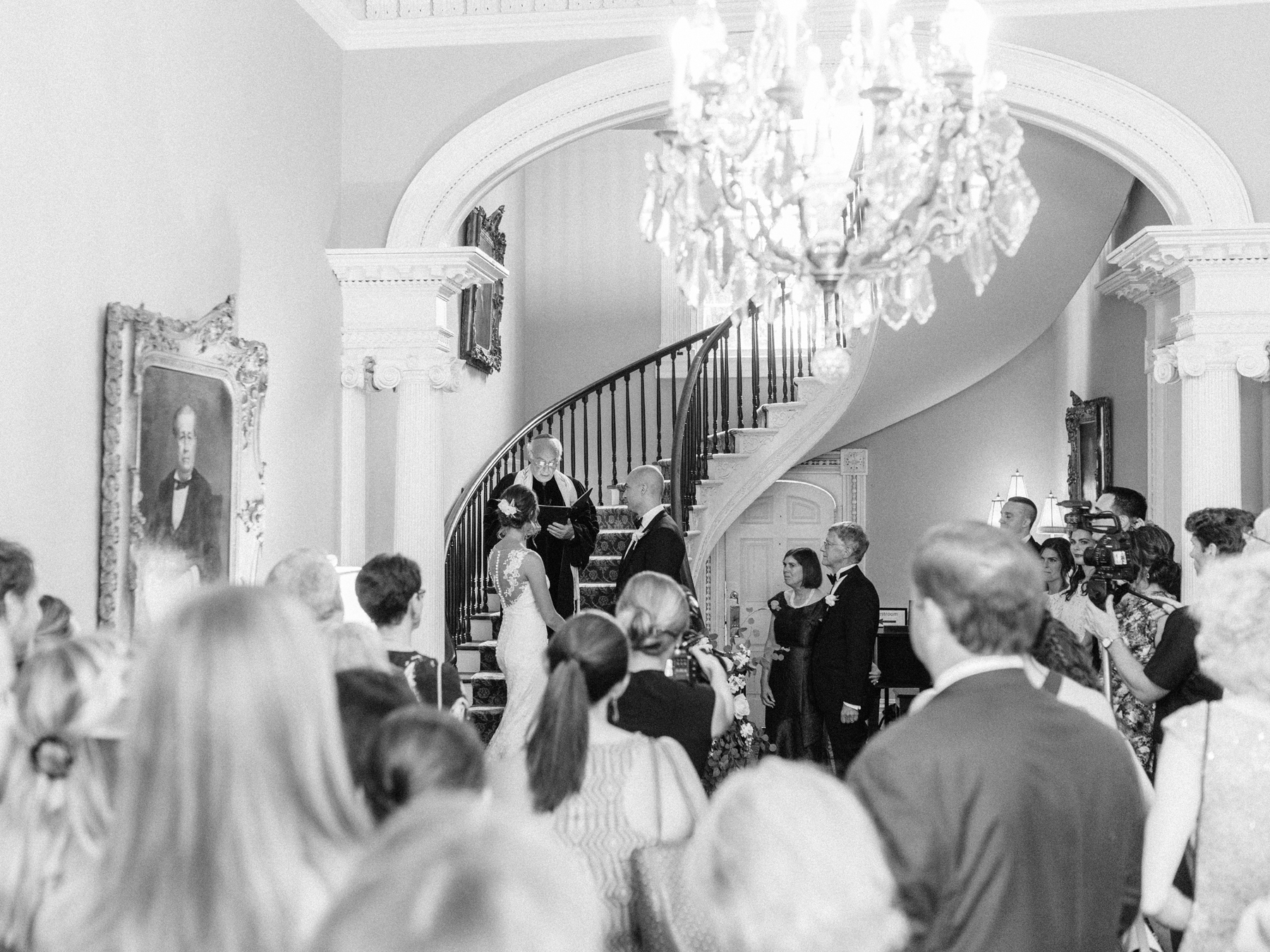 Charleston Wedding Governor Thomas Bennett House 17