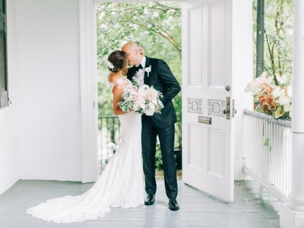 Charleston Wedding Governor Thomas Bennett House 6