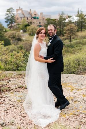 Colorado Wedding Cherokee Castle 18