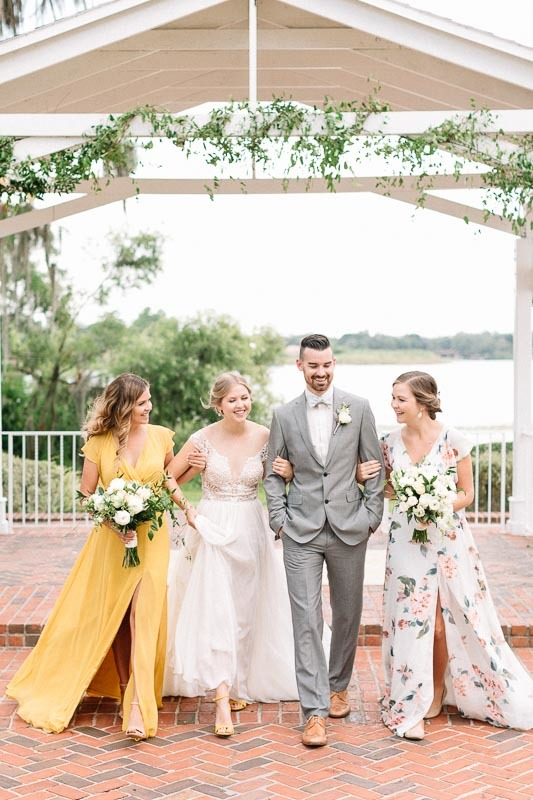Cypress Grove Estate House Mustard Summer Fall Wedding Inspiration Casie Marie Photography 11