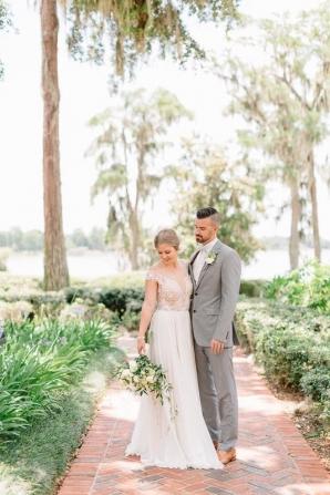 Cypress Grove Estate House Mustard Summer Fall Wedding Inspiration Casie Marie Photography 2