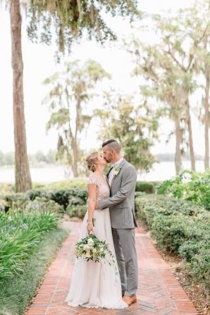 Cypress Grove Estate House Mustard Summer Fall Wedding Inspiration Casie Marie Photography 3